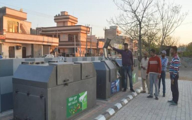 Punjab ranking in swachhta